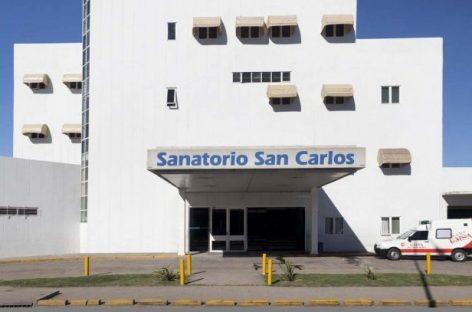 El HCD de Escobar, por unanimidad, autorizó la Municipalización del Sanatorio San Carlos de Maquinista Savio