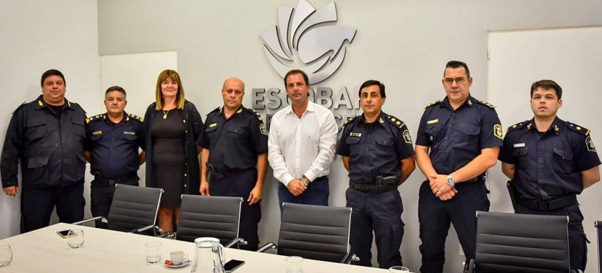 Asumieron las nuevas autoridades departamentales de la policía de la Provincia