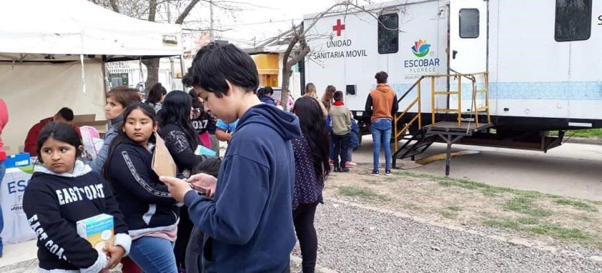 Los operativos sanitarios de la Municipalidad continuarán la semana próxima en el barrio Villa Boote   de Belén de Escobar