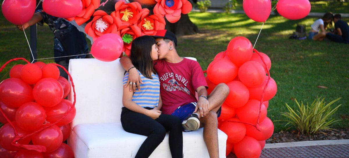 Habrá espectáculos y actividades al aire libre para celebrar el día de los enamorados