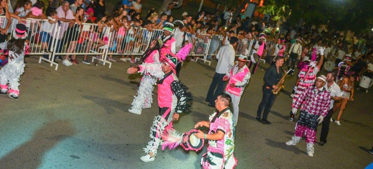 Continúa la quinta edición del Carnaval de la Flor organizado por la Municipalidad de Escobar