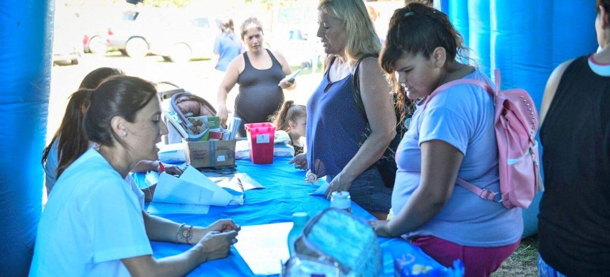 El operativo sanitario integral de la Municipalidad se desarrollará en Belén de Escobar acompañando al programa AlimentAR