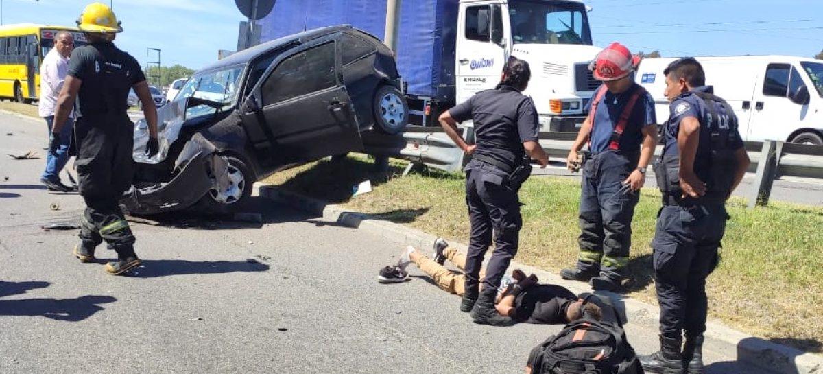 Utilizando recursos tecnológicos del Municipio detuvieron a un delincuente que había robado un auto
