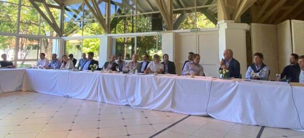 Reunión entre Alberto Fernández e intendentes: Ariel Sujarchuk propuso que estudiantes de enfermería de todo el país colaboren con el sistema de salud durante la pandemia