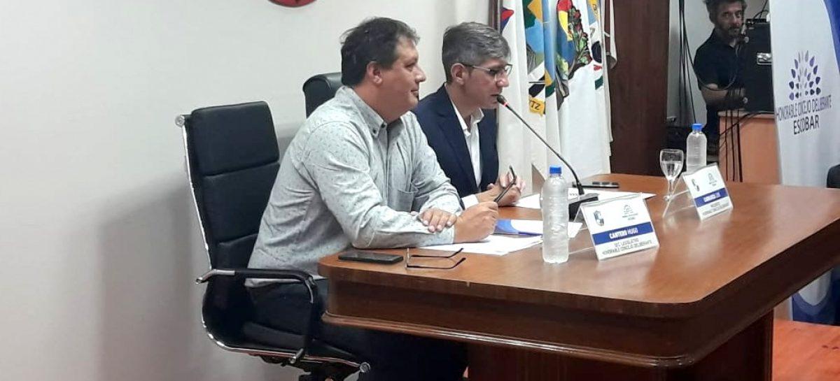 El Concejo Deliberante de Escobar permanecerá cerrado hasta el 31 de Marzo inclusive