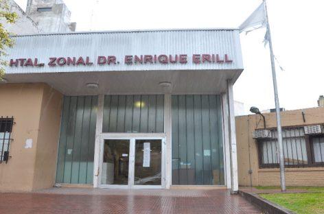 Ariel Sujarchuk, su gabinete y los concejales del Frente de Todos donan parte de su sueldo al Hospital Provincial Erill de Escobar