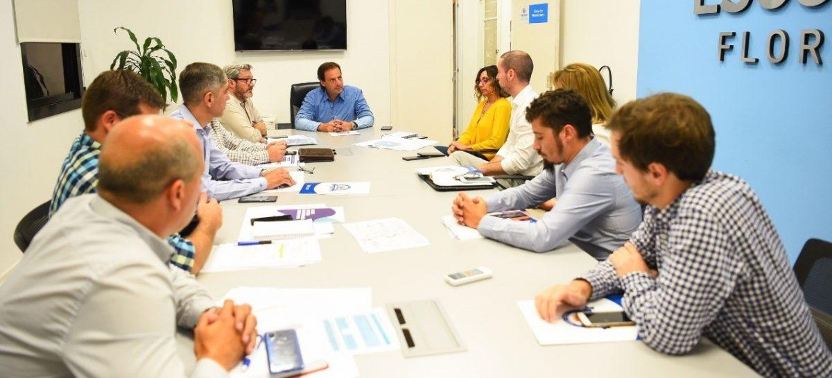 Primera reunión de la Mesa Local de Emergencia Sanitaria ante la pandemia de coronavirus