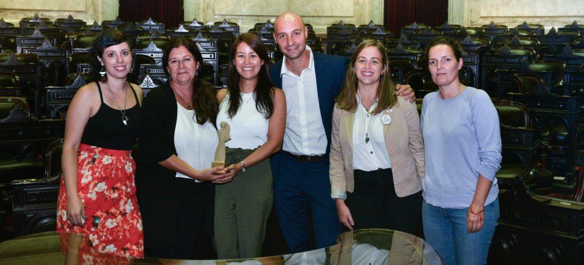 En el Congreso Nacional premian a la gestión de Ariel Sujarchuk por sus políticas de género