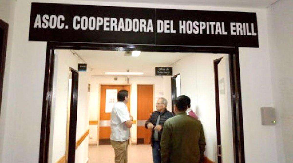 Lanzan una colecta solidaria para la Cooperadora del Hospital Erill de Escobar