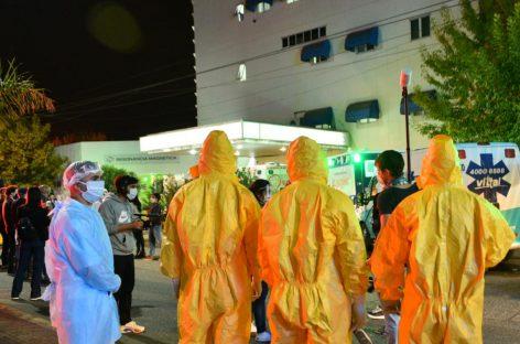 Con una nueva víctima fatal, Escobar suma 14 fallecidos y 115 casos de coronavirus