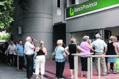 Jubilados y pensionados: anunciaron nuevas medidas exclusivamente para el cobro en los bancos