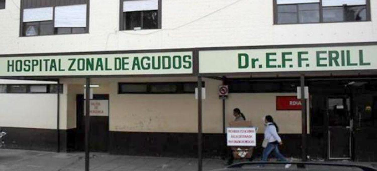 Coronavirus: falleció un hombre de 55 años que estaba internado en el Hospital Erill de Escobar