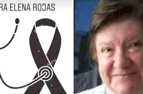 """Sentidas palabras de la Doctora Dussich, amiga de Elena Rojas: """"era más que una médica de terapia, era una persona excepcional"""""""