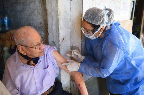 La Municipalidad de Escobar comenzó con la campaña gratuita de vacunación antigripal