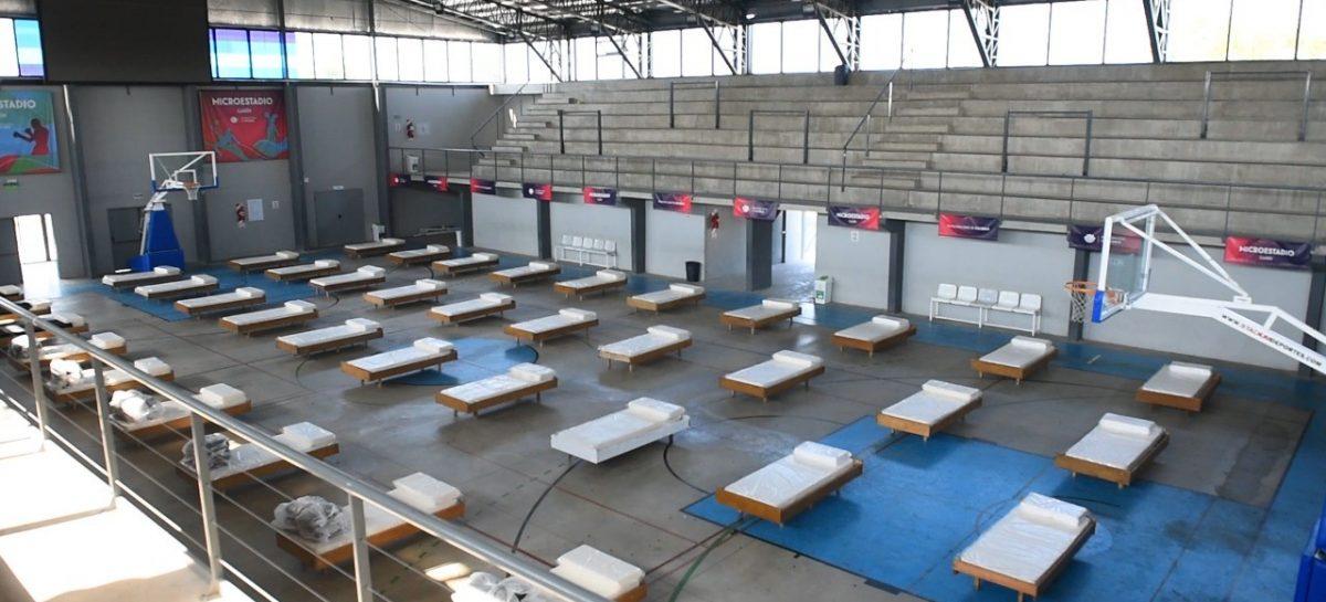 Adaptan nuevos espacios en Garín para atender potenciales casos de coronavirus