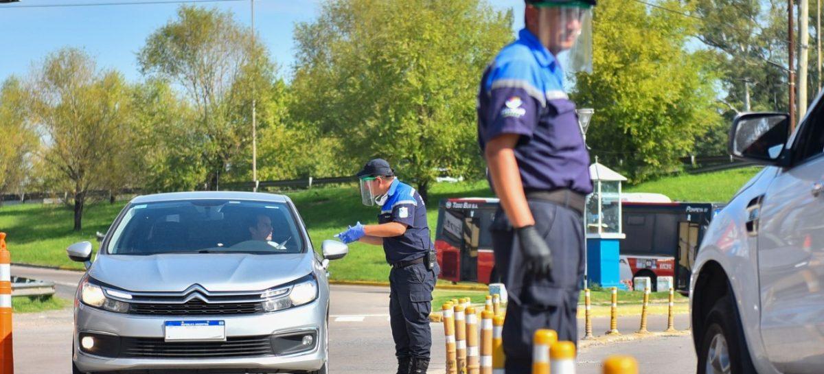 Operativos de control en la vía pública: más de 1.000 personas aprehendidas y 185 vehículos incautados por violar la cuarentena
