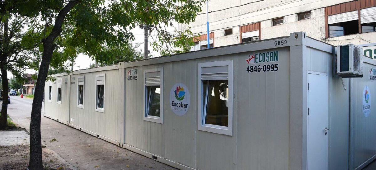 Empresas, fundaciones, asociaciones civiles y vecinos de Escobar aportaron importantes donaciones para la lucha contra el coronavirus