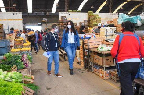 Prorrogaron el cierre de los mercados de frutas y verduras del barrio Lambertuchi hasta el 7 de junio