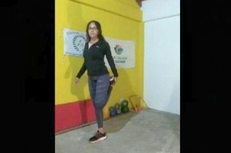 La Municipalidad de Escobar dicta clases deportivas y promueve la actividad física a través de sus redes sociales