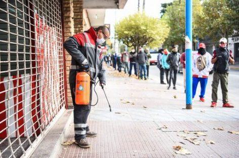 La Municipalidad de Escobar y ANSES articulan el operativo de cobro del Ingreso Familiar de Emergencia (IFE) en los correos del distrito