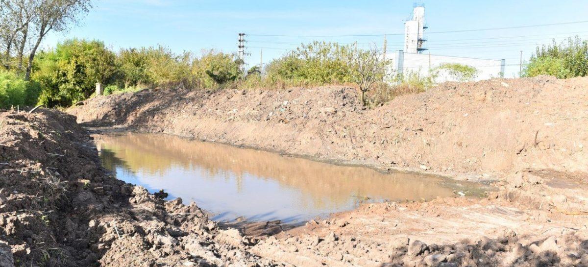 En Garín, la Municipalidad de Escobar avanza en la construcción de un nuevo reservorio