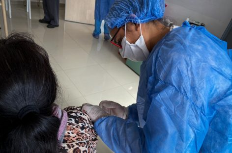 Más de 400 vecinos recibieron la vacuna antigripal en la campaña que realiza la Municipalidad en los barrios privados del distrito