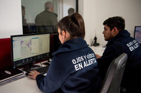 A un año del lanzamiento de Ojos y Oídos en Alerta, más de 10.500 escobarenses utilizan el sistema municipal de prevención