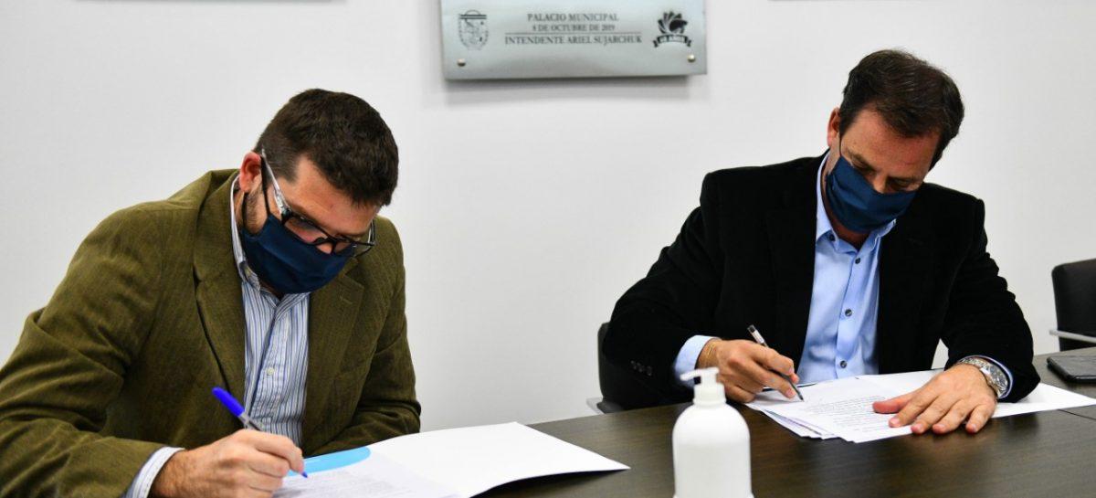 La Municipalidad de Escobar entregó un nuevo subsidio al Hospital Provincial Erill