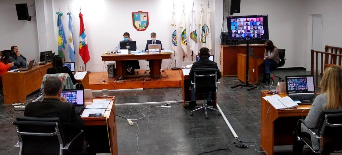 El Concejo Deliberante de Escobar realizó su primera sesión virtual