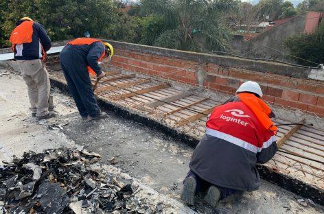 La Municipalidad realiza obras de mejora edilicia en 11 escuelas y jardines públicos del distrit