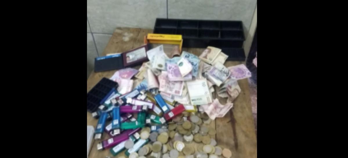 Gracias al programa municipal Ojos y Oídos en Alerta, detienen a dos delincuentes que habían robado un supermercado en Garín