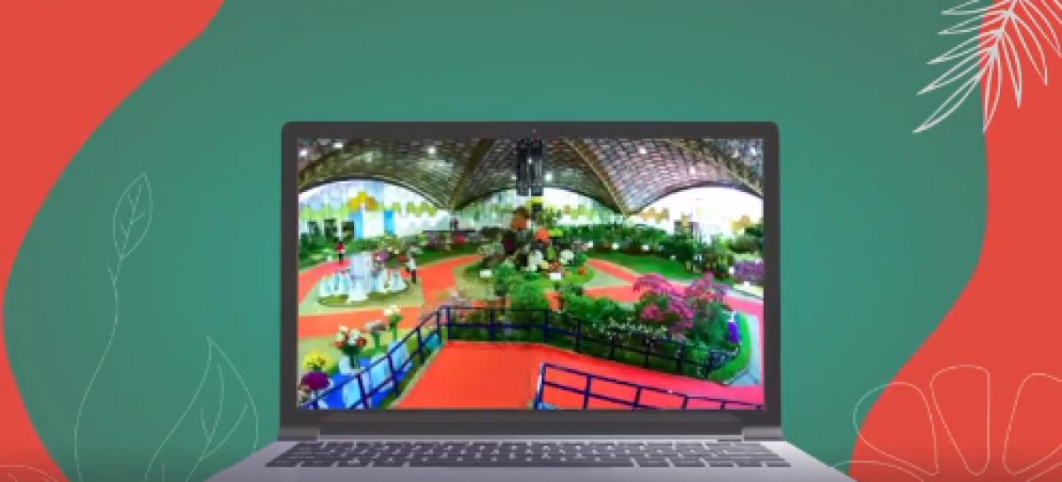 Por primera vez en la historia, la Fiesta Nacional de la Flor será bajo modalidad virtual