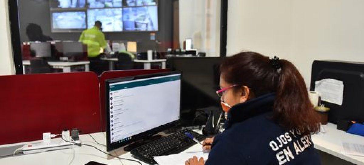 Más de 2.500 vecinos se sumaron durante la pandemia al programa municipal Ojos y Oídos en Alerta