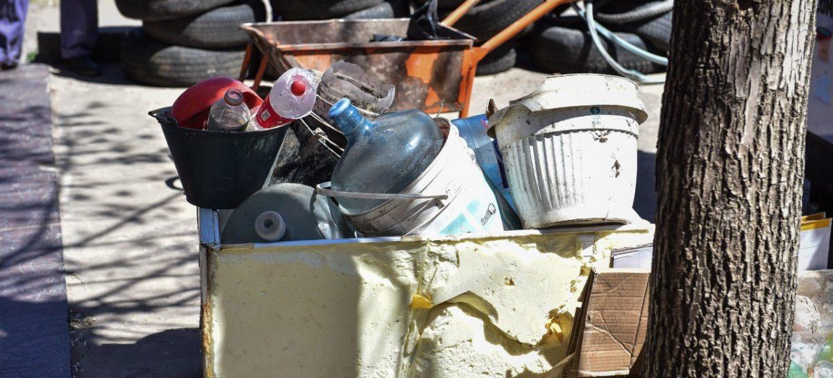 Se llevó a cabo en todo el distrito una jornada ambiental de limpieza y prevención del dengue