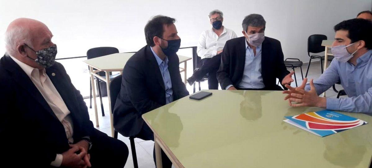 La Municipalidad firmó un convenio de cooperación con el Ministerio de Ciencia, Tecnología e Innovación de la Nación para fortalecer el programa Escobar Sostenible
