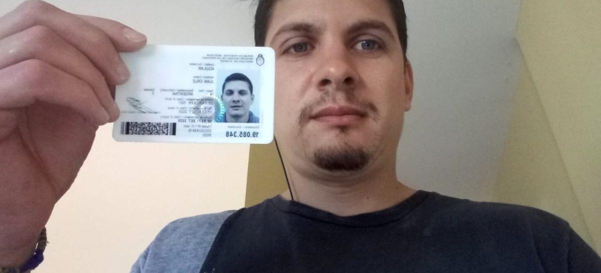 La Defensoría del Pueblo destacó la obtención de un nuevo DNI en el marco del programa Escobar sin Indocumentados