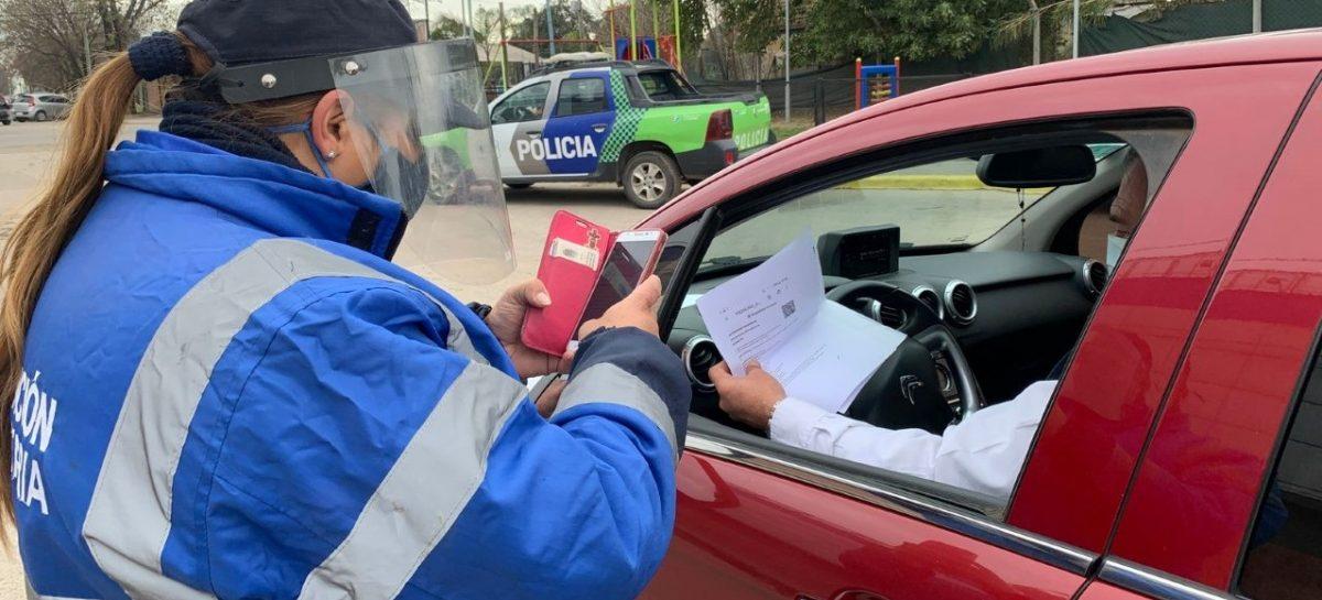 Actas contravencionales: la Municipalidad de Escobar utilizará un sistema digital para reemplazar las multas en papel