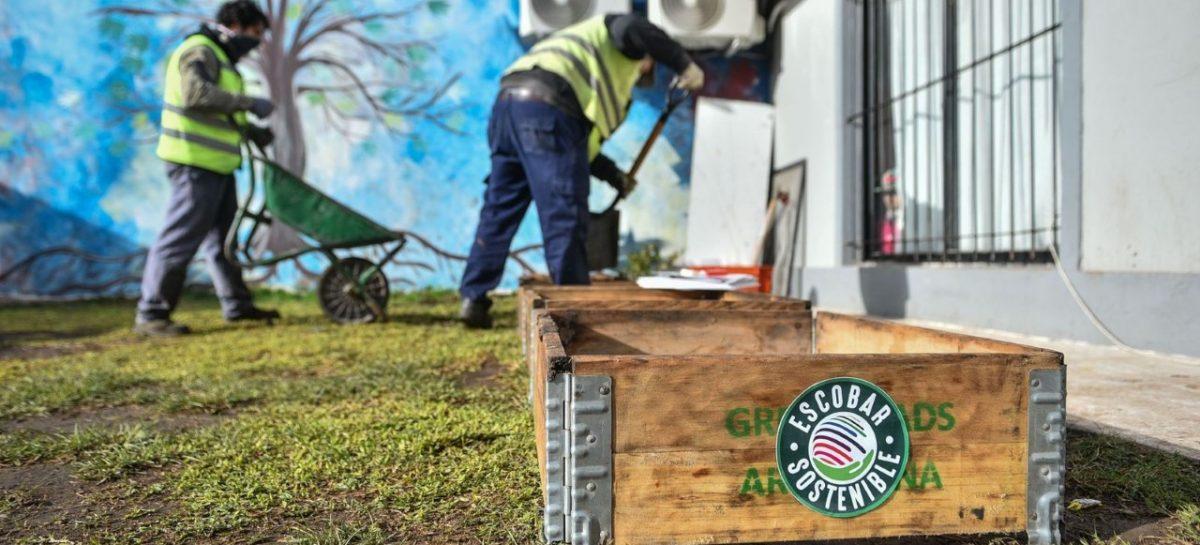 Escobar Sostenible: más de 200 vecinos se capacitaron y cumplen la función de protectores ambientales municipales