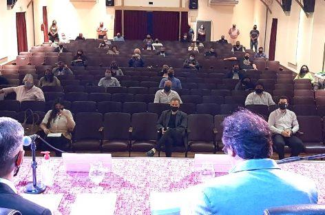 La Asamblea de Concejales y Mayores Contribuyentes convalidó la asistencia financiera brindada por el Gobierno de la Provincia