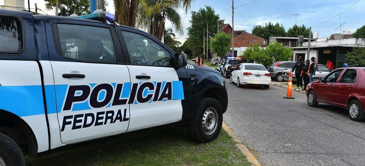 Comenzó a operar en el distrito la Fuerza de Respuesta Inmediata (FRI) de la Policía Federal