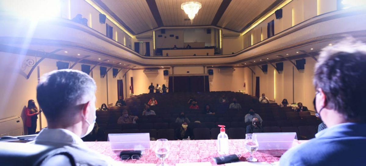 El HCD de Escobar realizará la Asamblea de Concejales y Mayores Contribuyentes y la segunda Sesión Extraordinaria en el Teatro Seminari