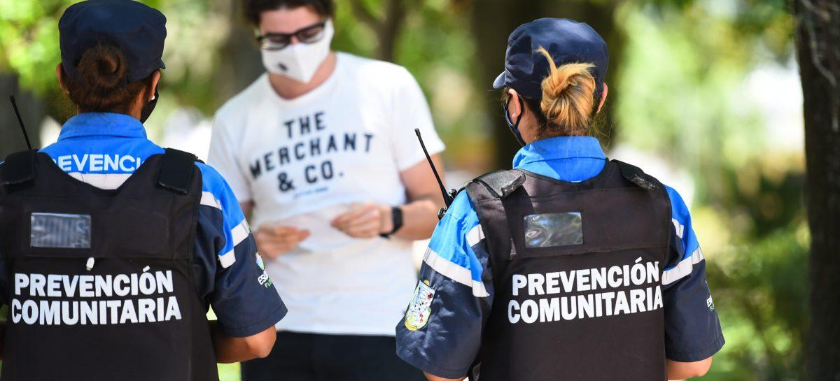 Se lanzó una fuerte campaña de concientización y prevención del coronavirus para evitar contagios masivos durante las Fiestas
