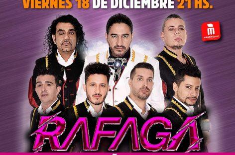 El Teatro Seminari ofrece las últimas entradas al show de Ráfaga a precio promocional