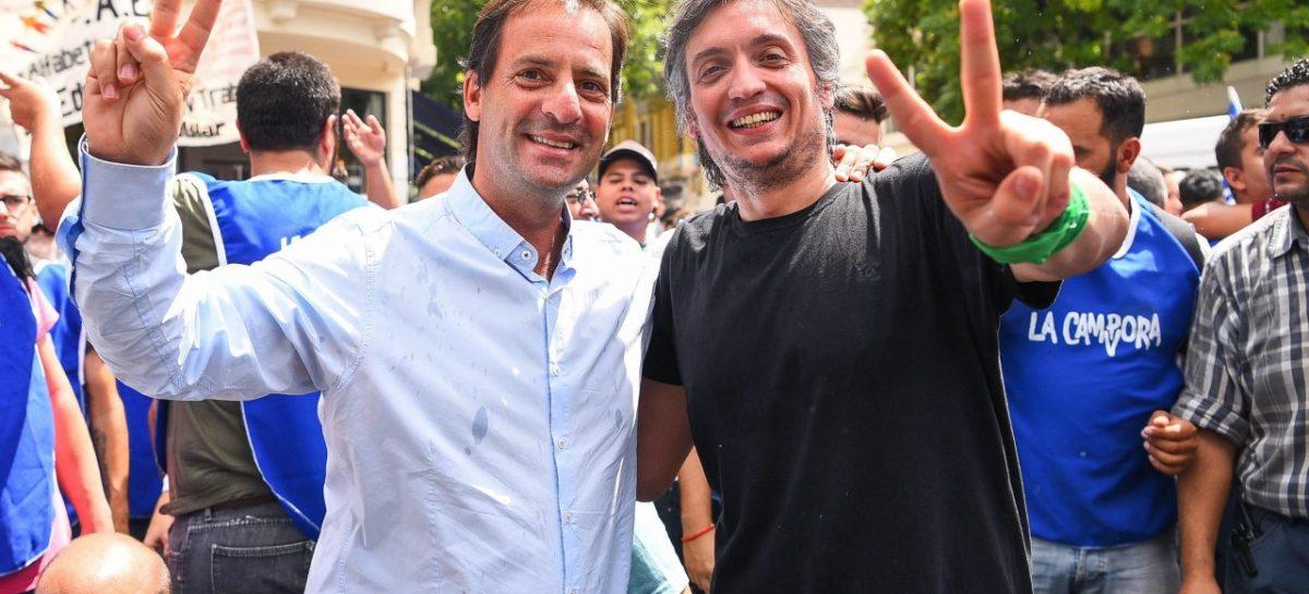 El Partido Justicialista de Escobar respalda la candidatura de Máximo Kirchner