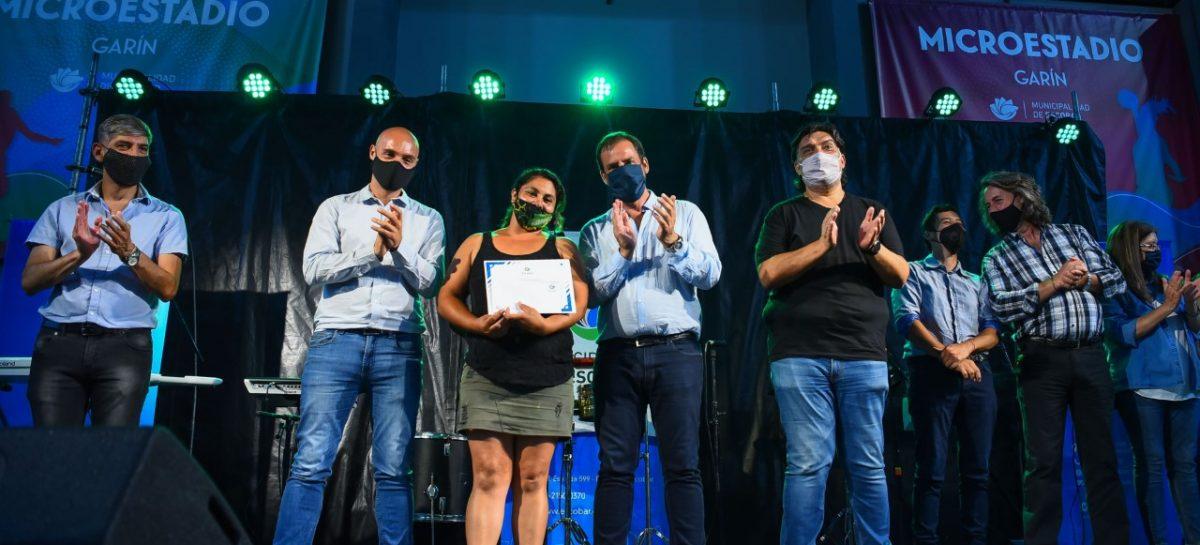 Pandemia: Sujarchuk reconoció la labor solidaria de más de 200 merenderos del partido de Escobar