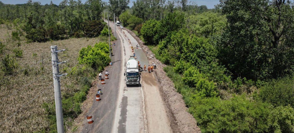 En marzo comienzan las obras de repavimentación de la ruta 25 desde Panamericana hasta el Paseo del Paraná