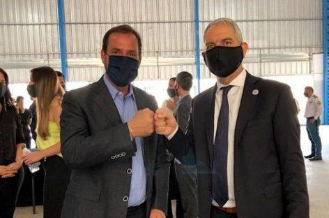 La Municipalidad de Escobar y la provincia de Buenos Aires firmaron convenios para la construcción de la primera alcaidía del distrito
