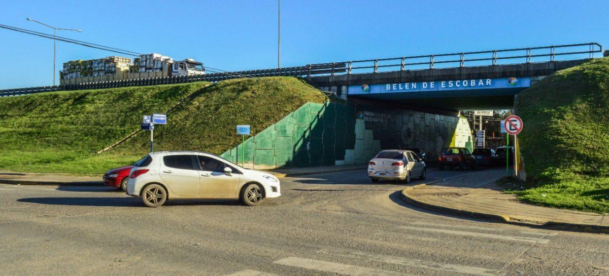 Por el comienzo de las obras de pavimentación de Avenida de Los Inmigrantes, la salida de Colectora Este de Panamericana permanecerá cerrada todos los domingos