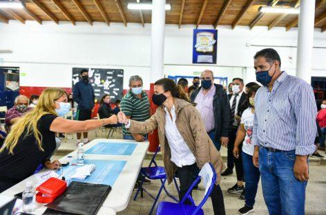 """La intendenta interina Sabena encabezó el operativo del programa """"Mi Registro Mi Barrio"""""""