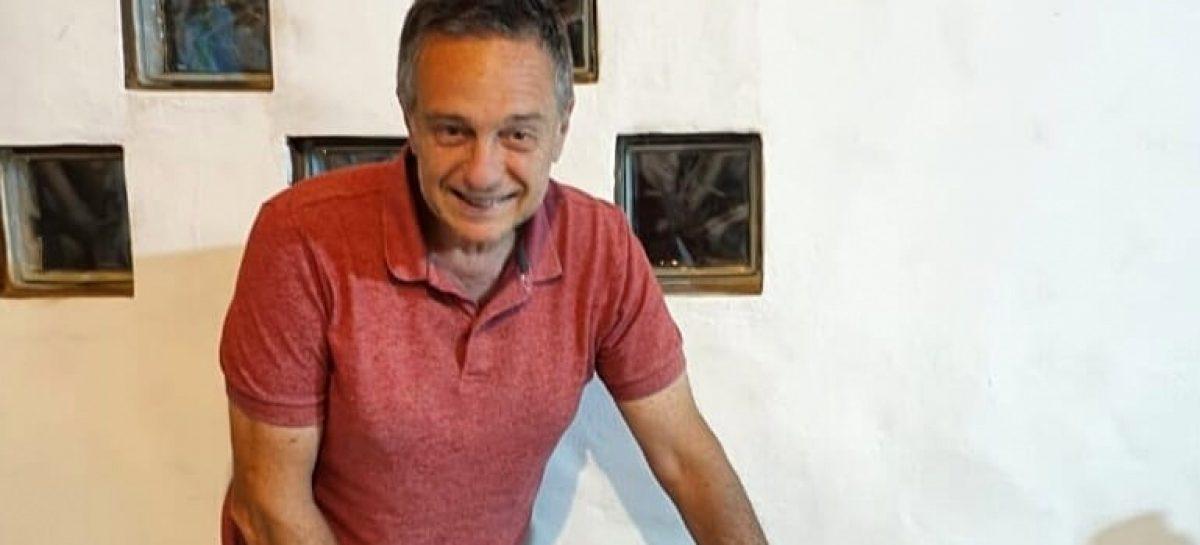 """Diego Castagnaro: """"desde el radicalismo queremos liderar una fuerza opositora con propuestas y con ideas"""""""